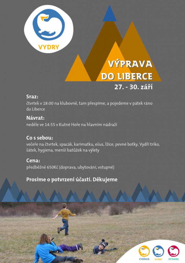 Výprava Liberec