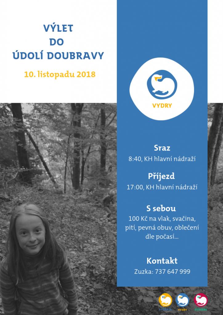 Výprava do Údolí Doubravy